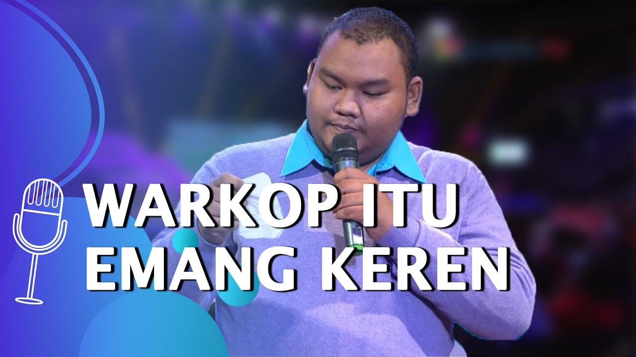 Download Stand Up Fico Fachriza Soal Warkop: Disuruh Jadi Om Indro, tapi Gua Kan Bego - SUCI 3