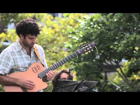 "Unlimited Perception, ""Ga'aguim"" - Berklee at Boston Arts Festival"