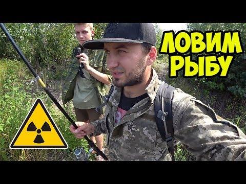 Что нам удалось поймать в Припяти ? Сталкерское убежище в Чернобыле