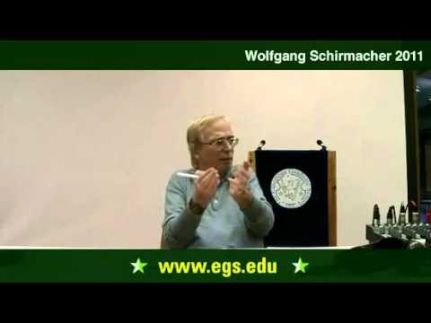 Wolfgang Schirmacher. Four Kantian Questions. 2011