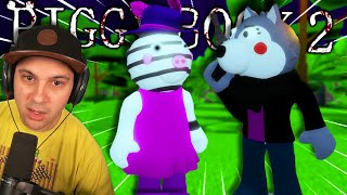WILLOW KIDNAPPED ZIZZY?!  (Roblox Piggy Book 2 Chapter 2)