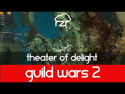 Guild Wars 2 Theater of Delight Vista