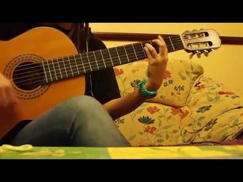 Juanito Makandé - Churrete y Ringo cover guitarra