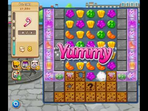 Sweet Road Level 1367 played by Self-Gamed Millionaire