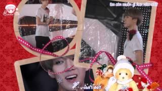 [Vietsub+Kara] Hunnie a~ All I Want For Christmas Is You .mp4