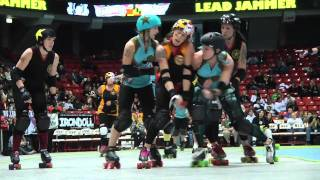 Roller Derby - WFTDA Championship 2010: Friday