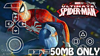 [50MB] Unreleased Ultimate Spider-Man Game For Android | Ultimate Spider-Man Android Game 2018