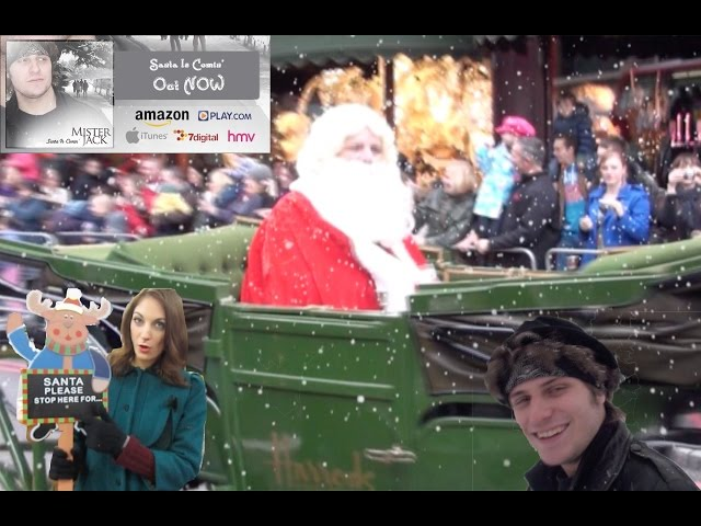 Mister Jack - Santa Is Comin' Christmas Music 2014