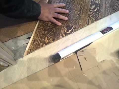 Как клеить бамбуковые обои Видео инструкция по поклейке бамбуковых .