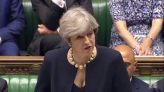 Prime Minister's statement on Grenfell Tower