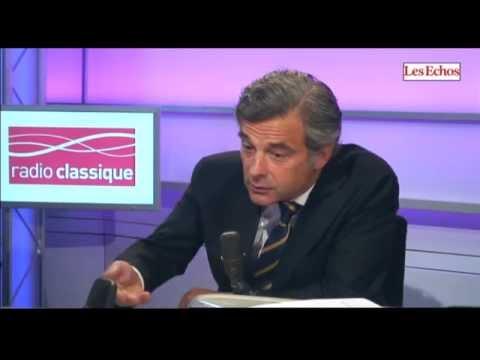 Philippe Oddo, invité de l'économie, 20 mai 2013 - Radio Classique - ODDO BHF