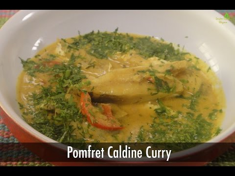 Pomfret Caldine Curry