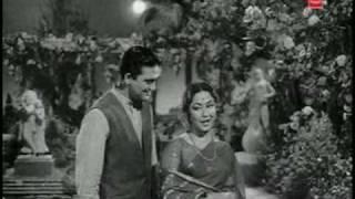 Mohd.Rafi/Hafiz & Sadhna Sargam-Karaoke- Chand jane kahan kho gaya