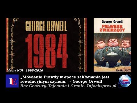 Orwell przewraca się w grobie – dokument, rok 2004, pl