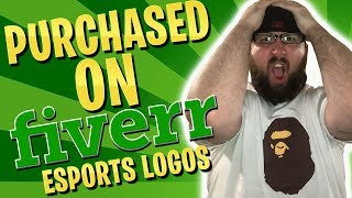I Purchased Esports Logos on Fiverr