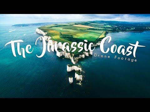 The Jurassic Coast - Drone Footage