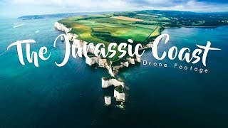 The Jurassic Coast - Drone Footage