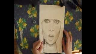 JESSIE J, SPEED DRAWING - By Hannah Price