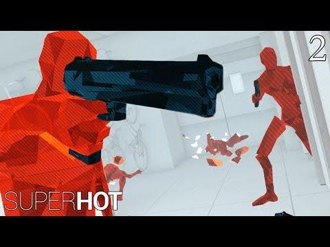 SUPERHOT VR - Oculus Rift - Part 2