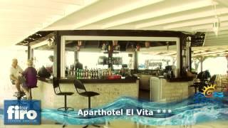 Aparthotel El Vita ***+, Rhodos - Řecko - FIRO-tour