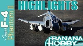 Super F-4 Phantom II BlitzRCWorks   Highlights   EDF Fighter Jet