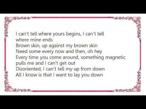 India.Arie - Brown Skin Lyrics