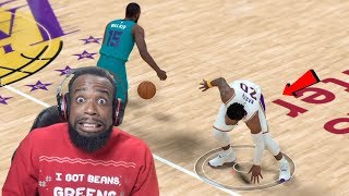 Kemba Walker Crossed Me! Lakers vs Hornets NBA 2K19 MyCareer Ep. 47