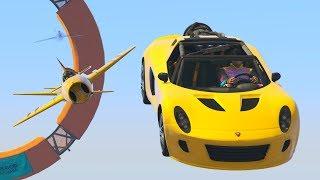 NEW TRANSFORMER RACES! GTA 5 Funny Moments #732