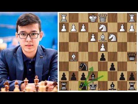 Это будущий ЧЕМПИОН МИРА?! Нодирбек Абдусатторов - надежда Узбекистана! Шахматы.