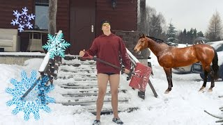 Pagaliau Žiema!