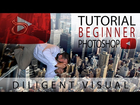 Beginner Adobe Photoshop Tutorial (Awesome Student Photography)