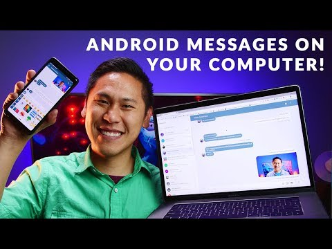 How To Text From Your Computer For Your Android Text Messages