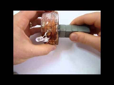 Hacer Un Generador Electrico Y Explicación Del Funcionamiento thumbnail