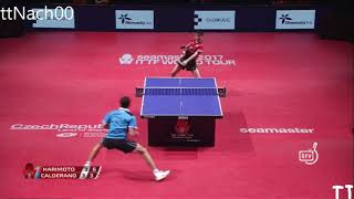 Best of Czech Open Table Tennis 2017