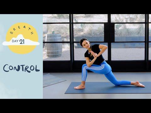 Day 21 - Control | BREATH - A 30 Day Yoga Journey - Yoga With Adriene