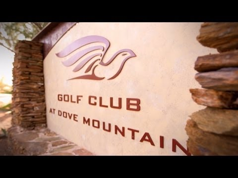 PGA Professional tips on playing Dove Mountain