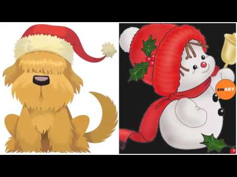 Christmas Images Clip Art - Free Christmas Clipart Graphics And Images