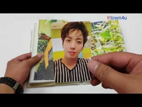 [Ktown4u Unboxing]: CNBLUE : Jung Yong Hwa - Mini Album Vol.1 [DO DISTURB] (Normal ver.)