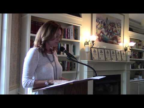 Heather Siegel at Dan's Literary Salon