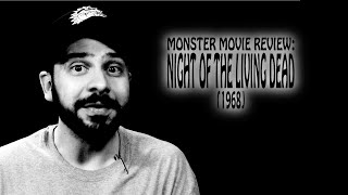 Monster Movie Review: Night of the Living Dead (1968)