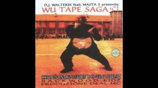 MAURY B & GATE KEEPAZ - WU TAPE SAGA MIX TAPE !!!