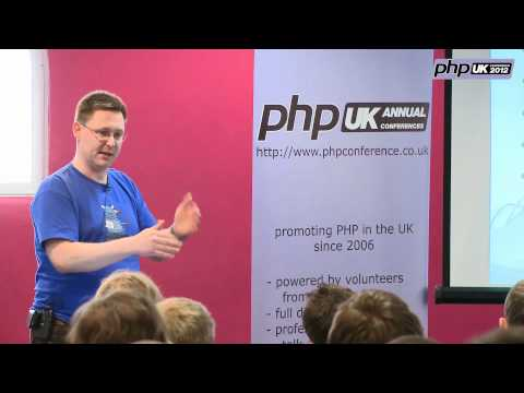 PHP UK Conference 2012 - Monitoring your back-end for speed and profit by Andy 'Bob' Brockhurst