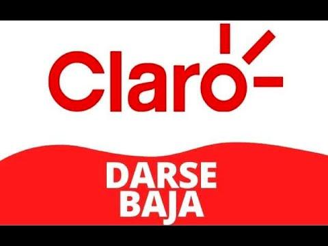 COMO CANCELAR PLAN DE CLARO (PREPAGO) SIN LLAMADAS