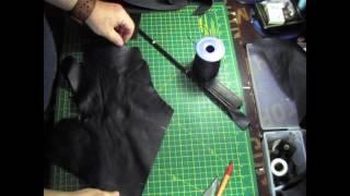 Подробный урок по плетению волчатки  №1