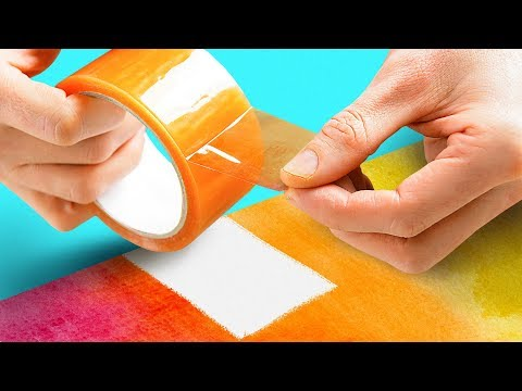 12 MAGICAL ART TECHNIQUES