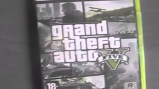Grand Theft Auto 5 - Special Edition Unboxing GTA V (Xbox 360)