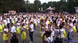 Рекорд по меренге - Khabarovsk - 29.06.2013 - Merengue record guinness