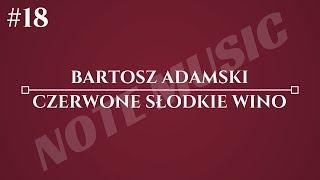 Bartosz Abramski   Czerwone słodkie wino