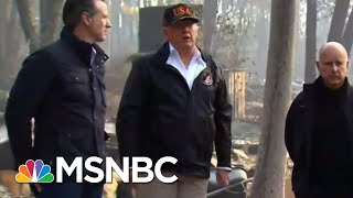 California Reels With Tragedy, More Threats; Donald Trump Flunks Empathy | Rachel Maddow | MSNBC