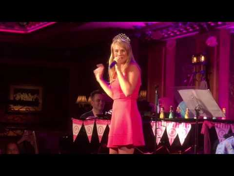 "Broadway Princess Party @ 54 Below Carrie St. Louis ""Popular"""